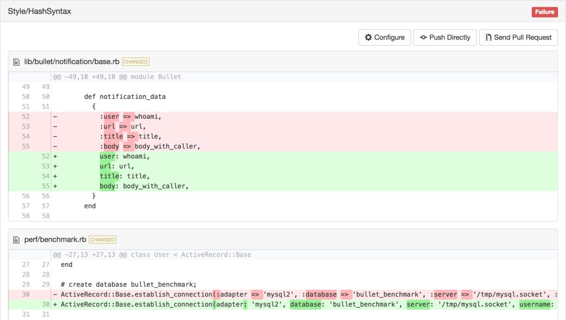 Awesomecode demo